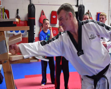 Adult Martial Arts  in Wirral - Wirral & Chester Taekwondo