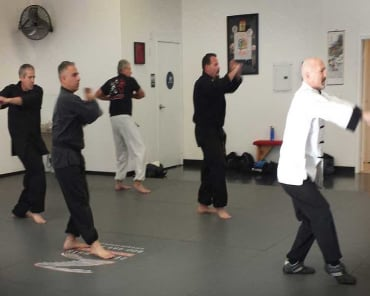Adult Martial Arts  in Murrieta - Russell's Kung Fu San Soo