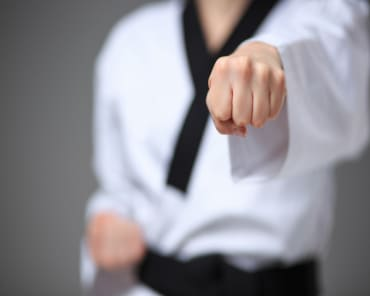 Adult Martial Arts in - Park Karate