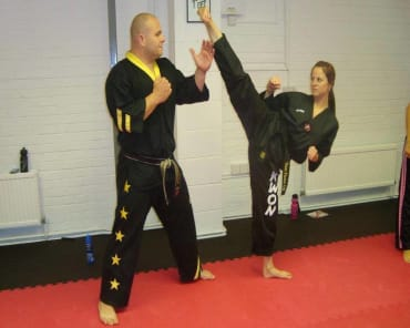 Kids Karate near Crewe