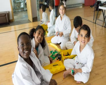 After School Martial Arts in Davie and Cooper City - Traditional Taekwon-Do Center Of Davie