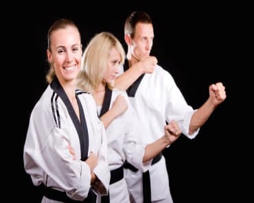 Adult Martial Arts in Aventura - Master Sang's TNT