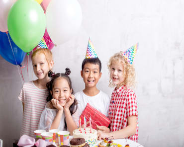 Birthday Parties in Natomas - Natomas Academy - Family Taekwondo
