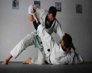 Brazilian Jiu Jitsu near Denver