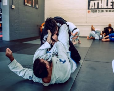 Brazilian Jiu Jitsu in Dunellen - Maximum Athletics