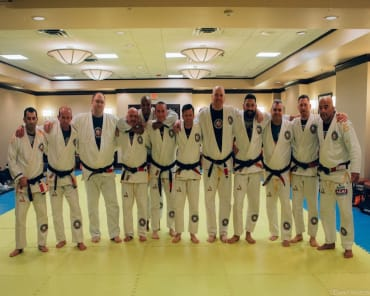 Brazilian Jiu Jitsu in Reading  - Pereira Bjj