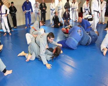 Brazilian Jiu Jitsu in Sewell - Hassett's Jiu Jitsu Club