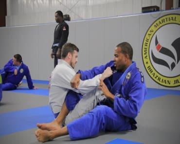 Brazilian Jiu Jitsu near D'Iberville