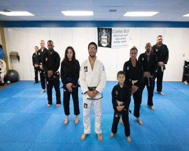 Kids Martial Arts near Warwick
