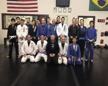 Kids Brazilian Jiu Jitsu near Lexington