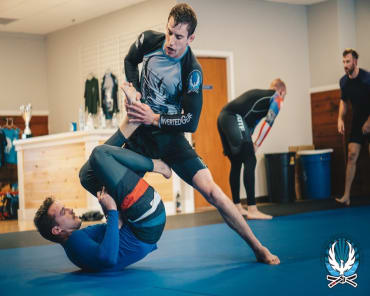 Brazilian Jiu Jitsu near Red Bank
