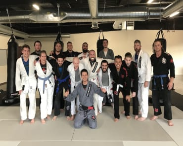 Brazilian Jiu Jitsu near Post Falls