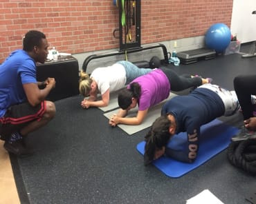 Bootcamp in New Rochelle - North End Fitness & Training