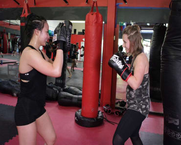 Fitness Boxing in Walnut Creek - Combat Fitness
