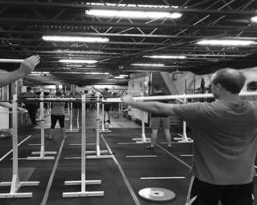 CrossFit in Winston-Salem - CrossFit Amplitude