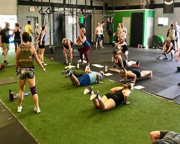 CrossFit in Belleville - CrossFit MetroEast