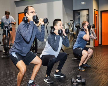 Strength Training near Manassas
