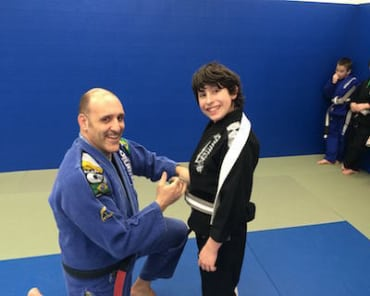 Central Maine BJJ Kids Martial Arts Lewiston