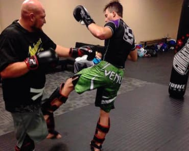 Muay Thai Kickboxing in  Estero - Training Grounds Martial Arts Academy