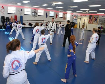 Family Martial Arts in Richmond - Dong's Karate