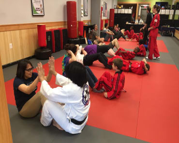 Family Martial Arts in Woodbridge - Life Champ Martial Arts