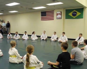 Little Champions Jiu Jitsu near Warren