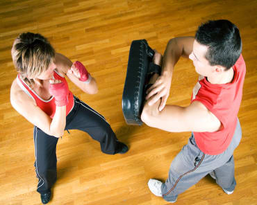 Fitness Kickboxing in Nashville - Nashville Krav Maga and BJJ