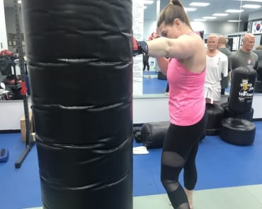 Fitness Kickboxing Kennett