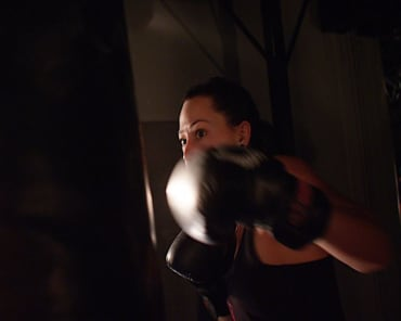 Fitness Kickboxing in Metairie - Triumph Krav Maga