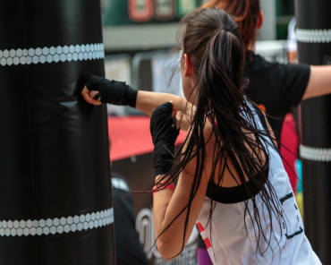Fitness Kickboxing in Roswell - Atlanta Krav Maga & Fitness