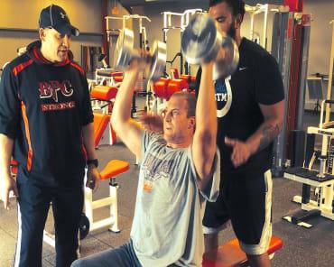 Fitness Training near Highland Park