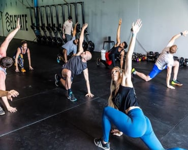 Group Fitness in St. Petersburg - Elevate St. Pete