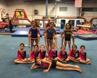 Gymnastics Classes in Hicksville - Mid Island Gymnastics