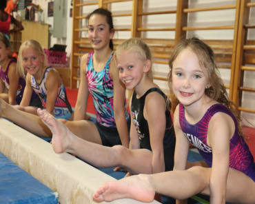 Gymnastics in Knoxville West