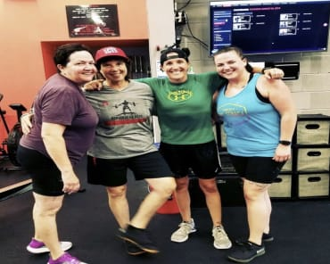 CrossFit near Ithaca