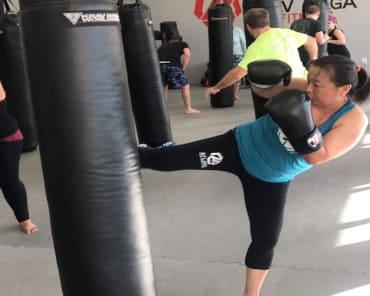 Fitness Kickboxing in Roswell - Atlanta Krav Maga & Fitness