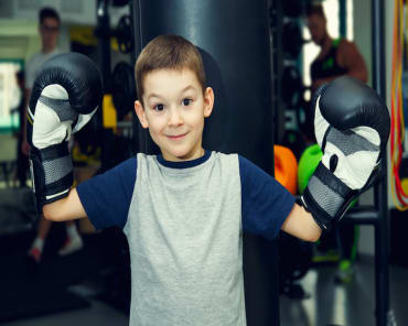 Kids Karate near Livonia