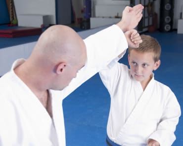 Kids Martial Arts in Saffron Walden - All Anglia Karate Association