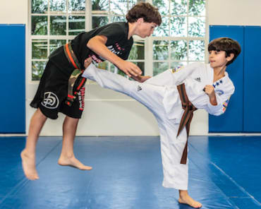 jupiter kids martial arts