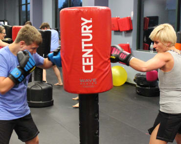Kickboxing in Clayton - Revolution Modern Martial Arts
