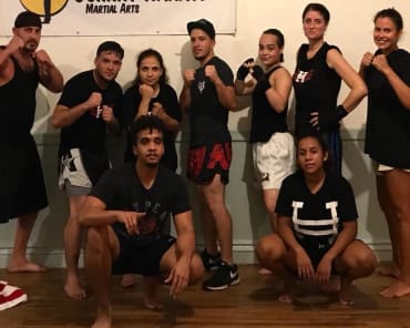 Kickboxing in Brooklyn - Johnny Karate NYC