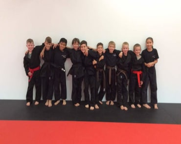 Kids Martial Arts near Easton