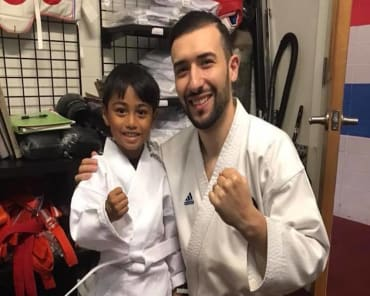 Kids Martial Arts near Rego Park