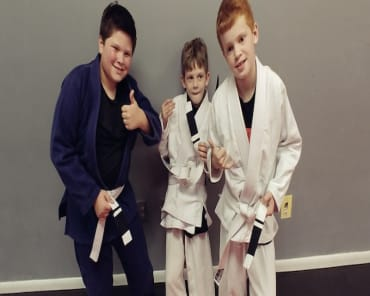 Kids Martial Arts Parrish