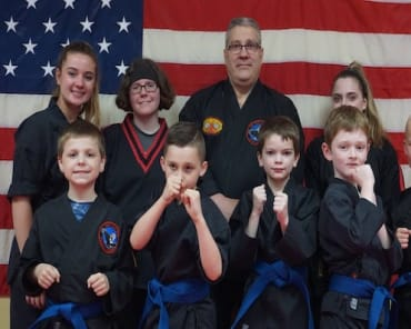 Kids Martial Arts in Whitman - The TAMA Dojo