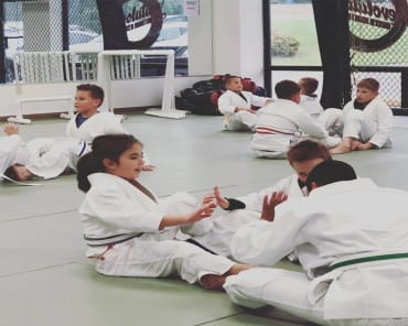 Kids Martial Arts in Benton - Revolution MMA