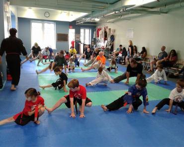 Kids Karate near Newtown