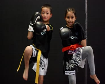 Kids Martial Arts in Walnut Creek - Combat Fitness