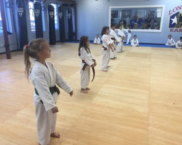 Kids Martial Arts in Richmond - Lone Star Karate & Self Defense