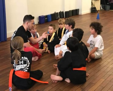 Kids Martial Arts in Brooklyn - Johnny Karate NYC